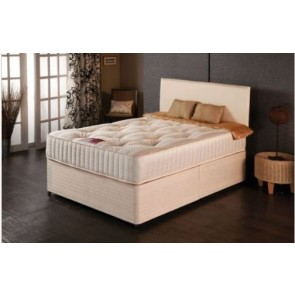 Elite Cream 25cm Deep Orthopaedic 4ft 6in Double Mattress