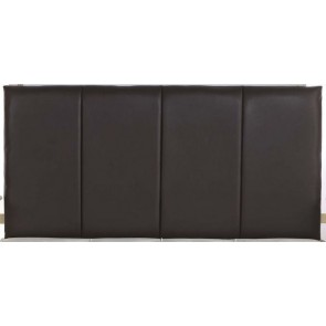 Capri 4ft Small Double Faux Leather Headboard