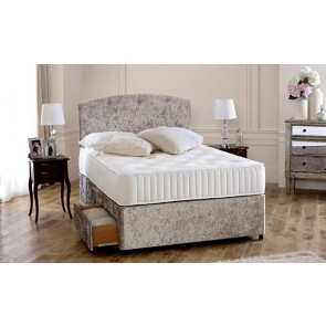Buckingham 2000 Pocket Sprung Mattress Available in all Sizes - Cream