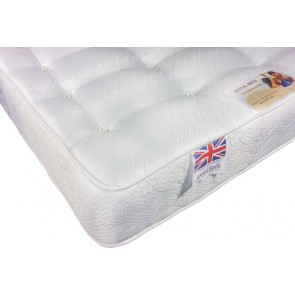 Windsor 3ft Single Mattress in White