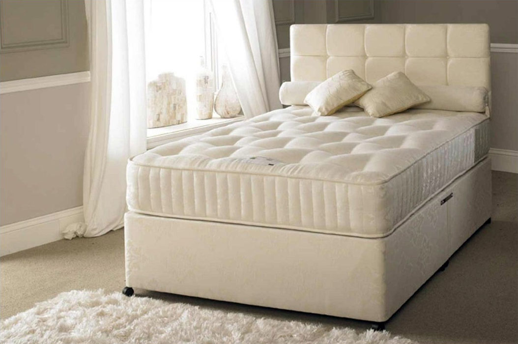 King size divan bed base shop for cheap beds and save online for Super king size bed divan base