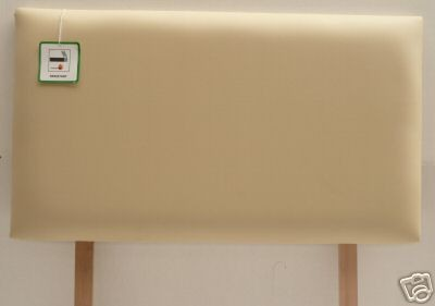 Dorchester 6ft Headboard Available in Faux Leather or Faux Suede