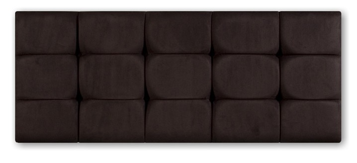 Nova 4ft 6in Double Faux Leather Headboard