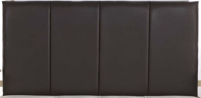 Capri 2ft 6in Small Single Faux Leather Headboard in Various Colours
