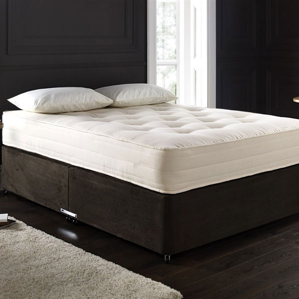25cm Deep Prestige Hotel Contract 5ft King Size 1500 Pocket Sprung Mattress