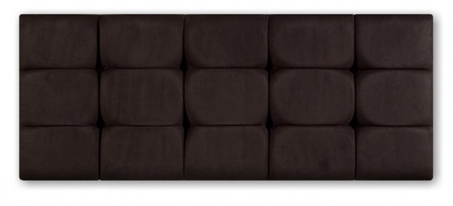 Nova 2ft 6in Small Single Faux Leather Headboard