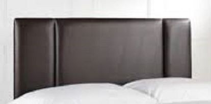 Venice 4ft 6in Double Faux Leather Headboard