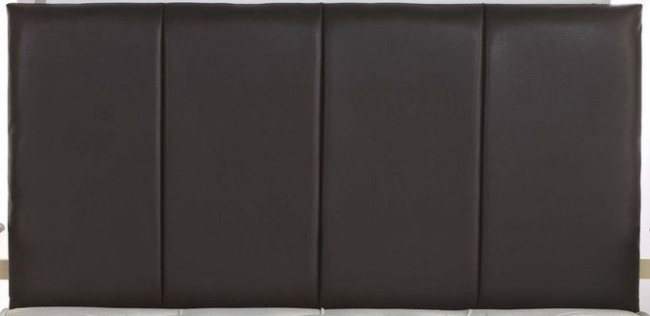 Capri 4ft 6in Double Faux Leather Headboard