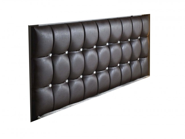 Cherie Floor Standing 3ft Single faux leather Headboard 46in Tall
