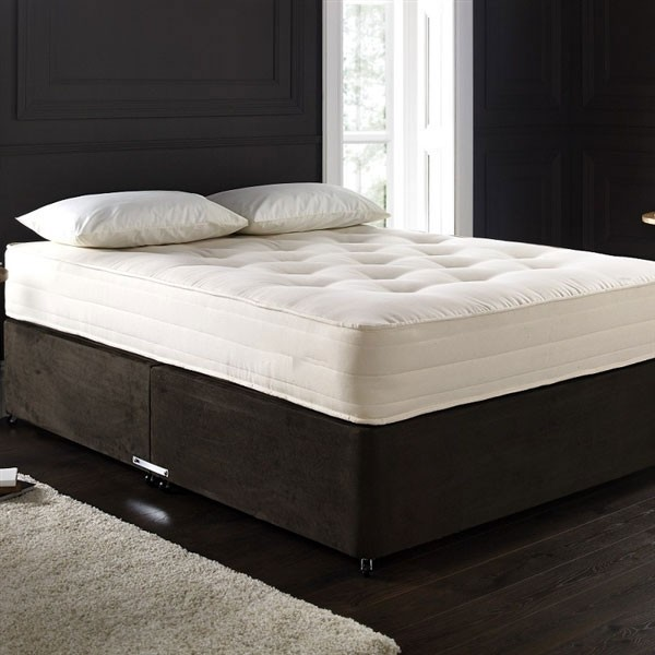 Prestige 5ft King Size Zip and Link 1500 Pocket Sprung Mattress - Cream