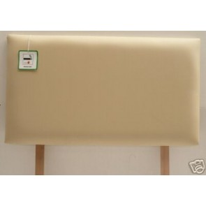 Dorchester 2ft 6in Single Headboard in Faux Leather or Faux Suede