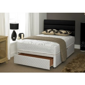 Vitality 1500 Pocket Memory 6ft Super KingSize Zip & Link Divan Bed