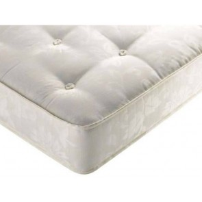Elite Cream Orthopaedic 6ft Super KingSize Zip and Link Mattress