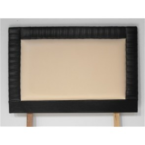 Napoli 4ft 6in Double Faux Leather Headboard