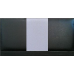 Madeleine 4ft 6in Double Faux Leather Headboard in Various Colours