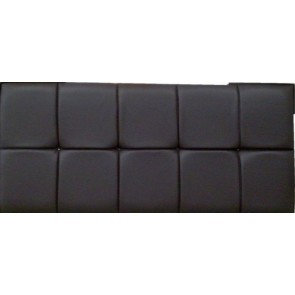 Denver 4ft 6in Double Faux Leather Headboard
