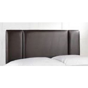 Venice 5ft King Size Faux Leather Headboard in Various Colours
