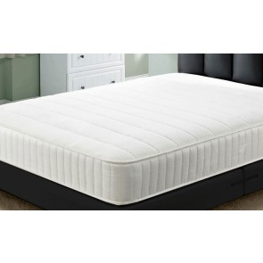 Savoy 3ft Single Memory Foam 1000 Pocket Sprung Mattress in White
