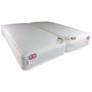 Pearl Memory Foam Orthopaedic 5ft King Size Zip & Link Mattress