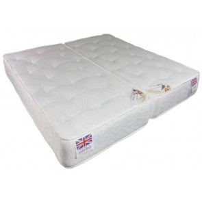 Rio Orthopaedic 5ft Super KingSize Zip and Link Mattress