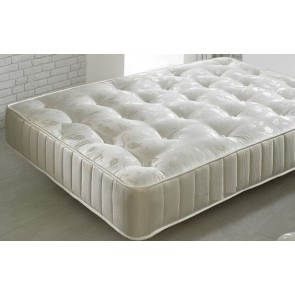 Elite Orthopaedic 6ft Super King Size Zip and Link Mattress in Cream
