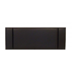 Venice 2ft 6in Small Single Faux Leather Headboard
