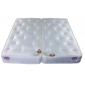 Windsor Medium 6ft Super King Size Zip and Link Mattress