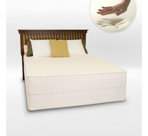 Serenity 2ft 6in Small Single Memory Foam Divan Bed