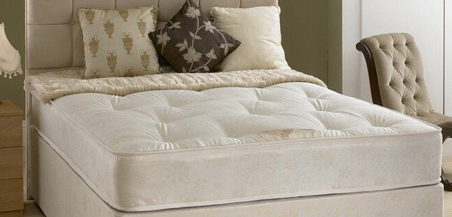 Rio Orthopaedic 3ft Single Spring Mattress with Firmness Options