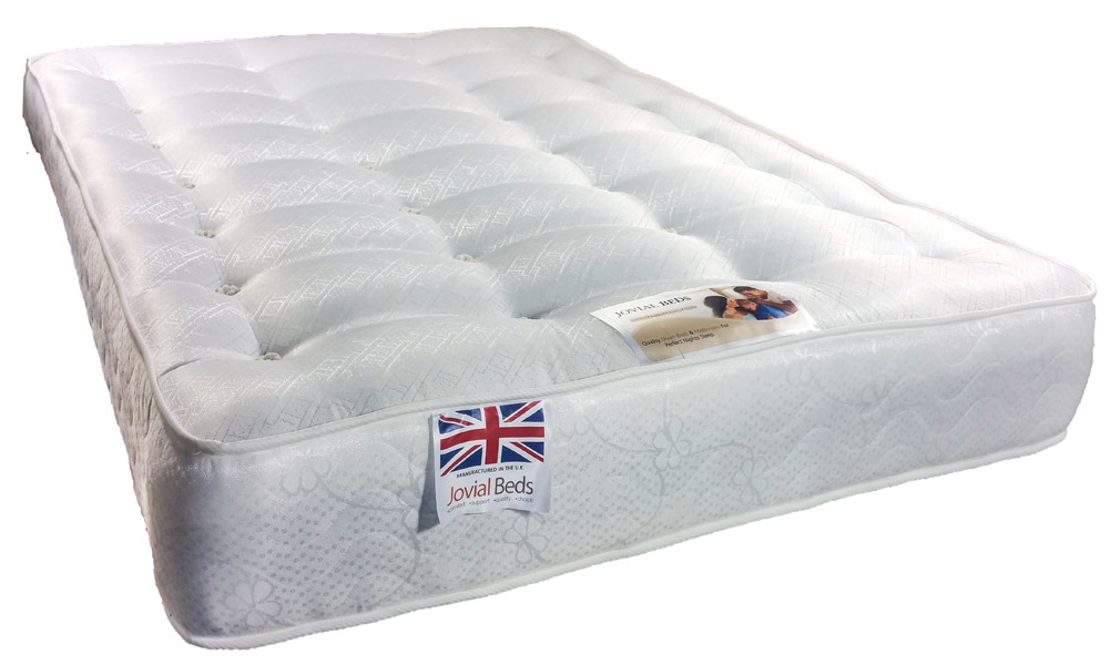 25cm Deep Rio 4ft 6in Double Orthopaedic Mattress