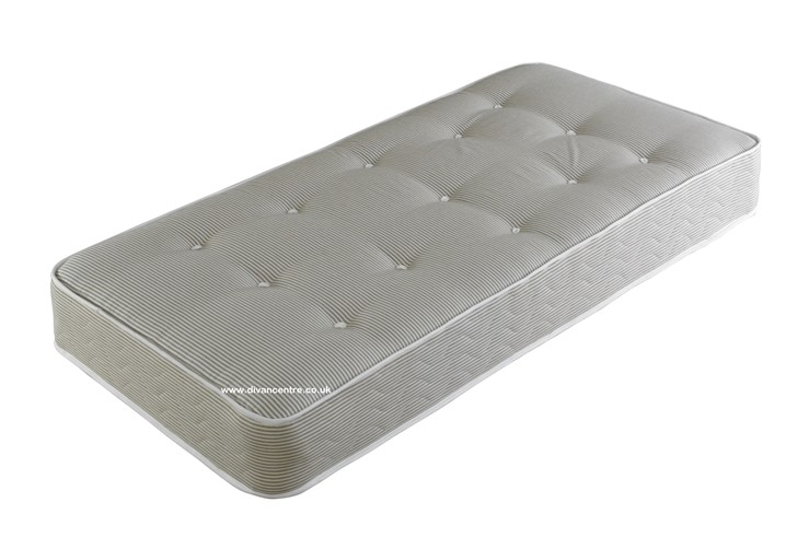 Premiere contract sprung mattress - 10in deep